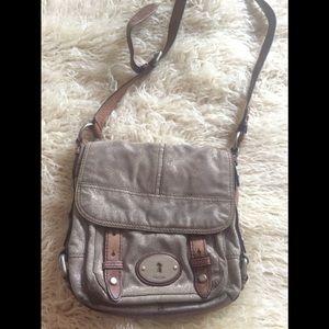 EUC-Fossil Steampunk Crossbody Bag